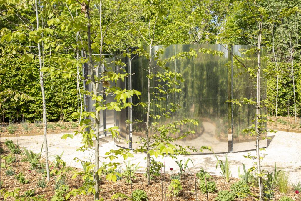 Festival des jardins, Le jardin camouflage