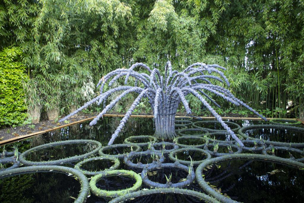 Festival des jardins, Le jardin de la fontaine Anémone, Jean-Philippe Poiré Ville