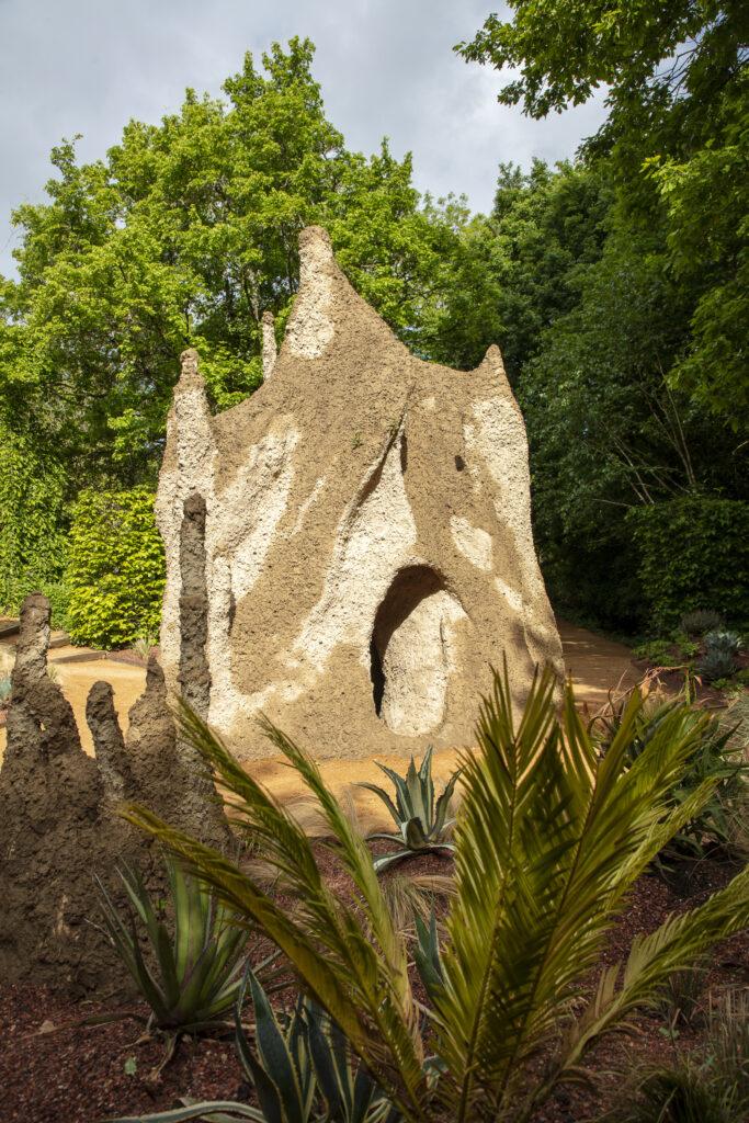 Festival des jardins, Le jardin de la termitière