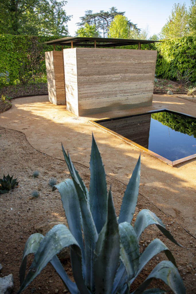 Festival des jardins, L'ode à Gaïa