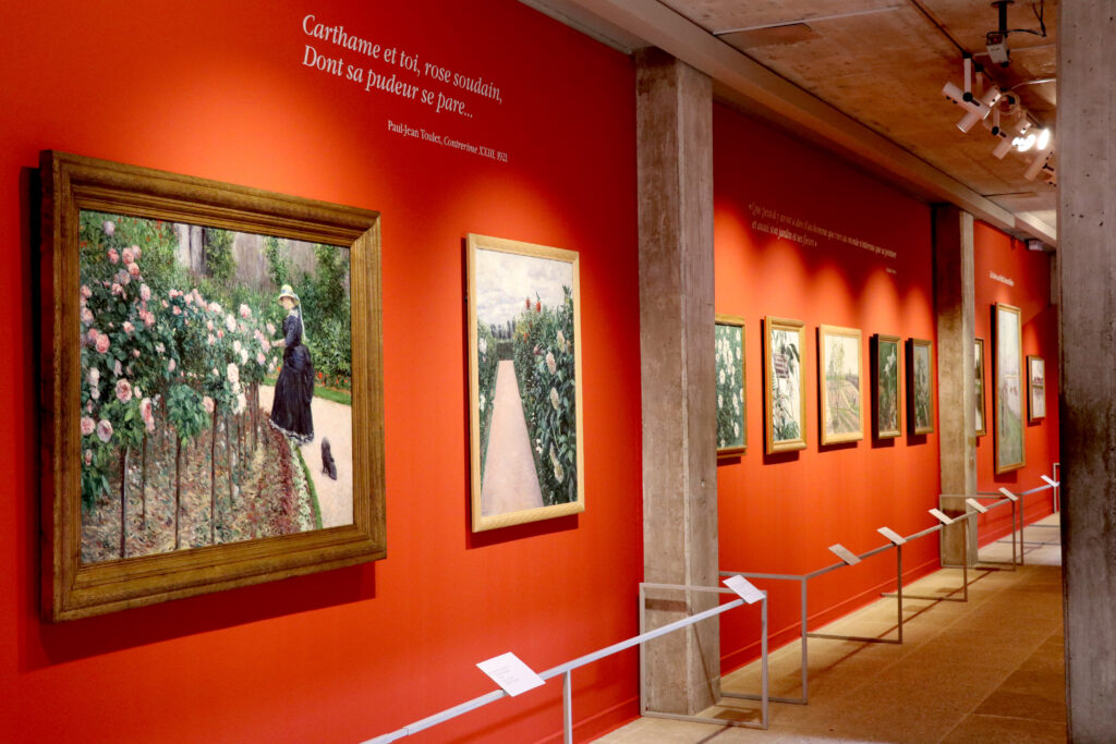 Fondiation Pierre Gianadda, Exposition Caillebotte