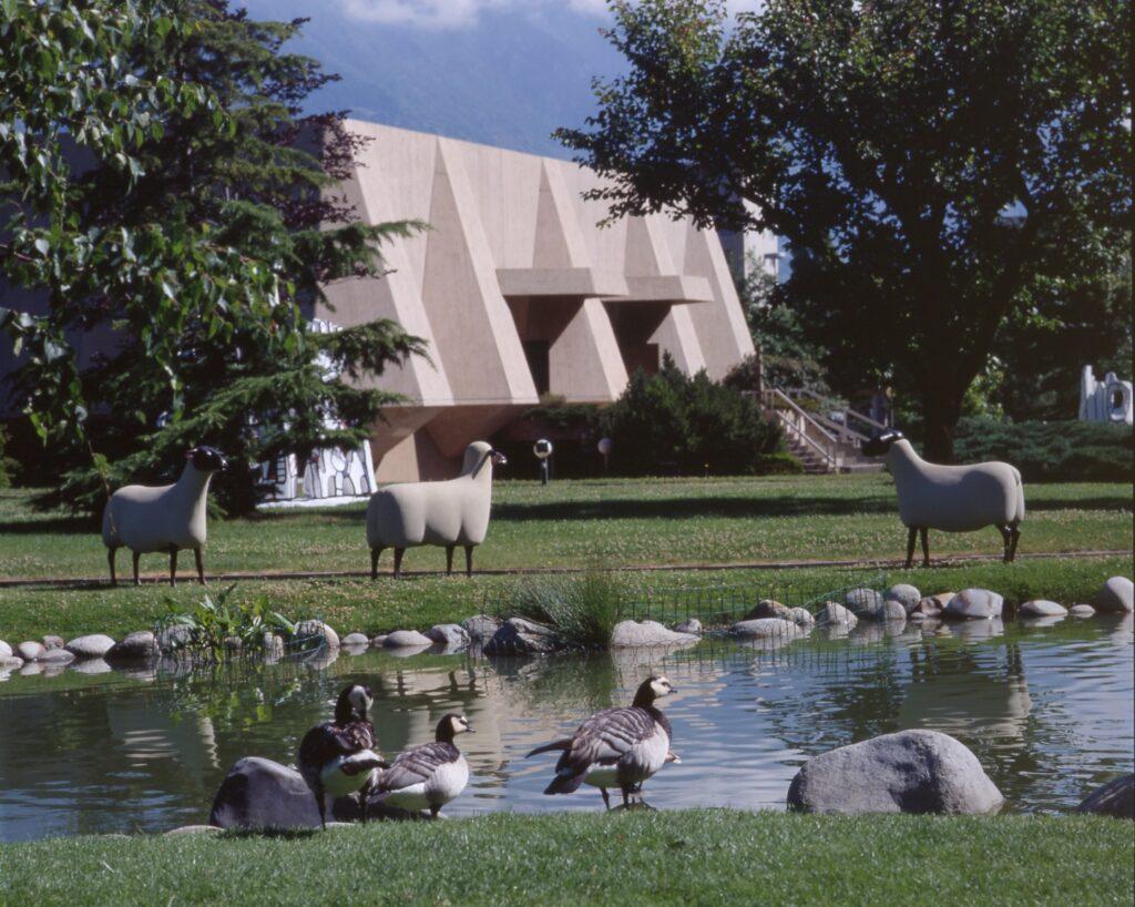 Jardins de Martigny