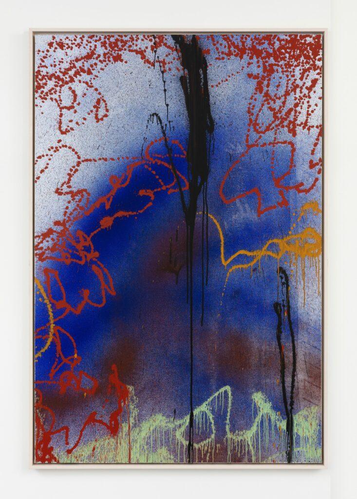 Hans Hartung, T1989-R16, 1989