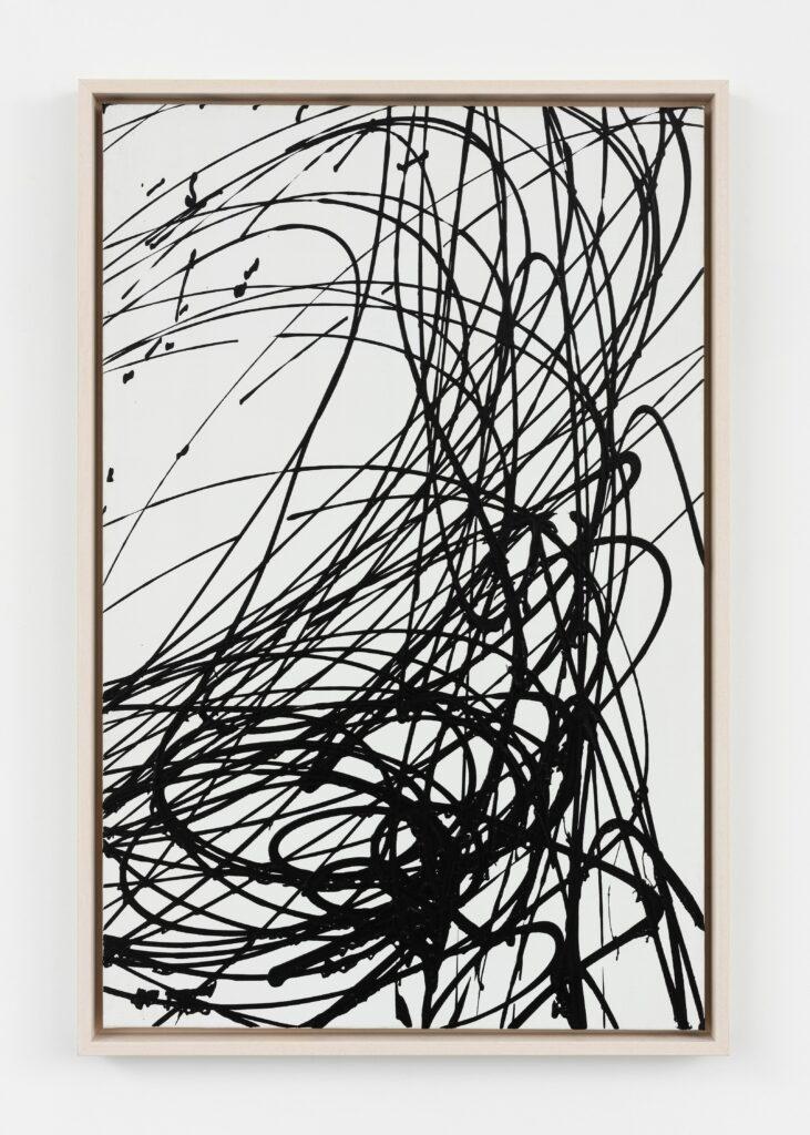 Hans Hartung, T1989-A21, 1989
