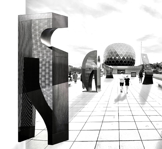 Jean-Bernard Metais, Chambres sensorielles, 2021