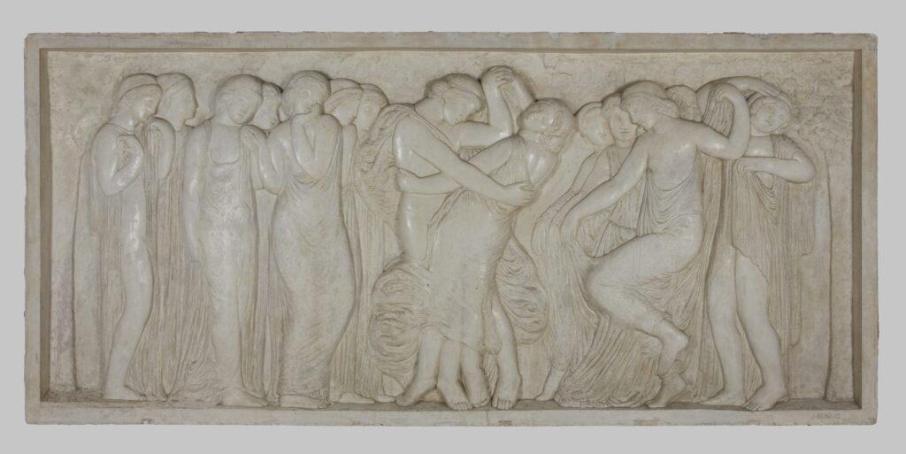 Joseph Bernard, La Danse, vers 1925