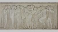 """Bernard, Joseph (1866-1931), """"La danse"""", 1925, plâtre. Paris, Musée d'Art Moderne de la Ville de Paris"""