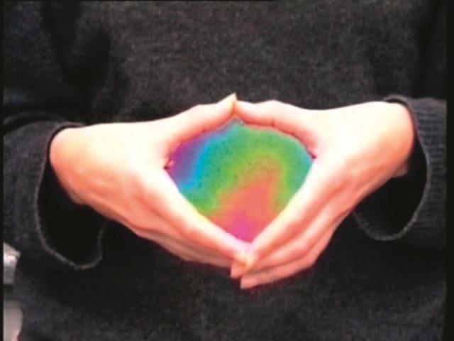 Edith Dekyndt, Provisory Object 01, 1997