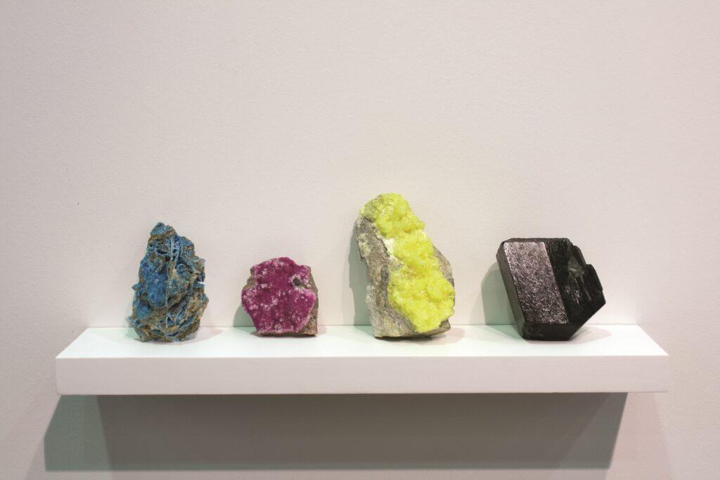 Evariste Richer, CMYK, 2009