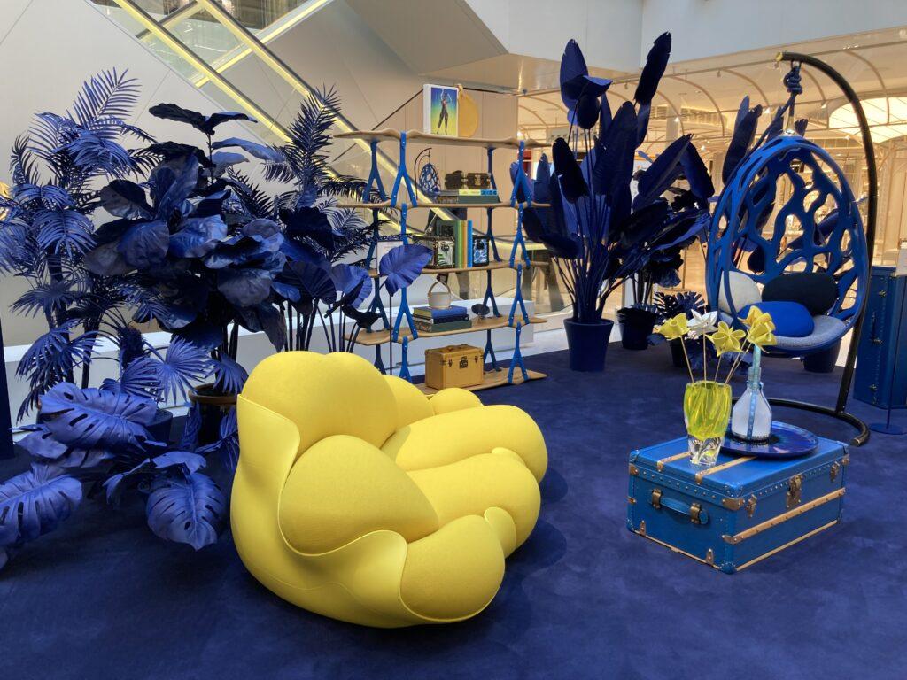La Samaritaine, concept-store Louis Vuitton