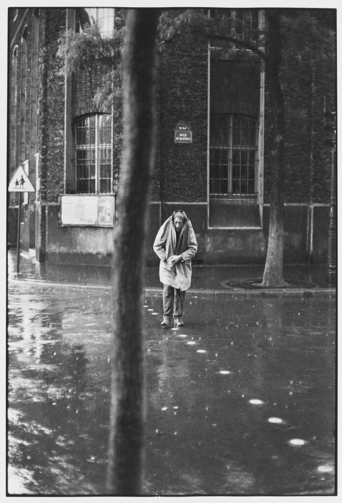 Le Grand Jeu, Henri Cartier-Bresson, Alberto Giacometti, 1961