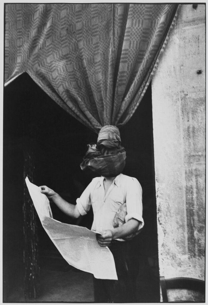 Le Grand Jeu, Henri Cartier-Bresson, Livourne, 1933