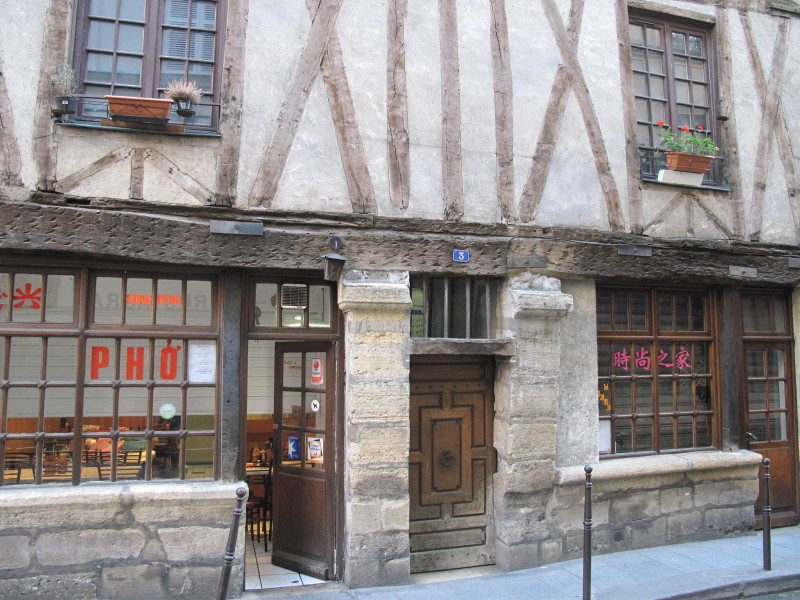 Maison rue Volta