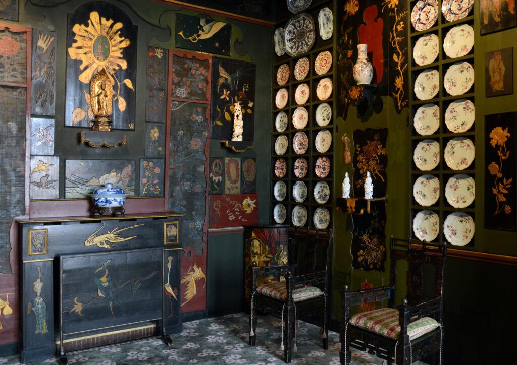 Maison Victor Hugo - salon chinois