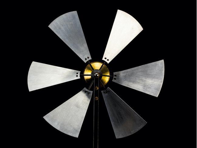 Dans le vent Anémomètre totalisateur électrique de Jules Morin et Edouard Hardy, 1863
