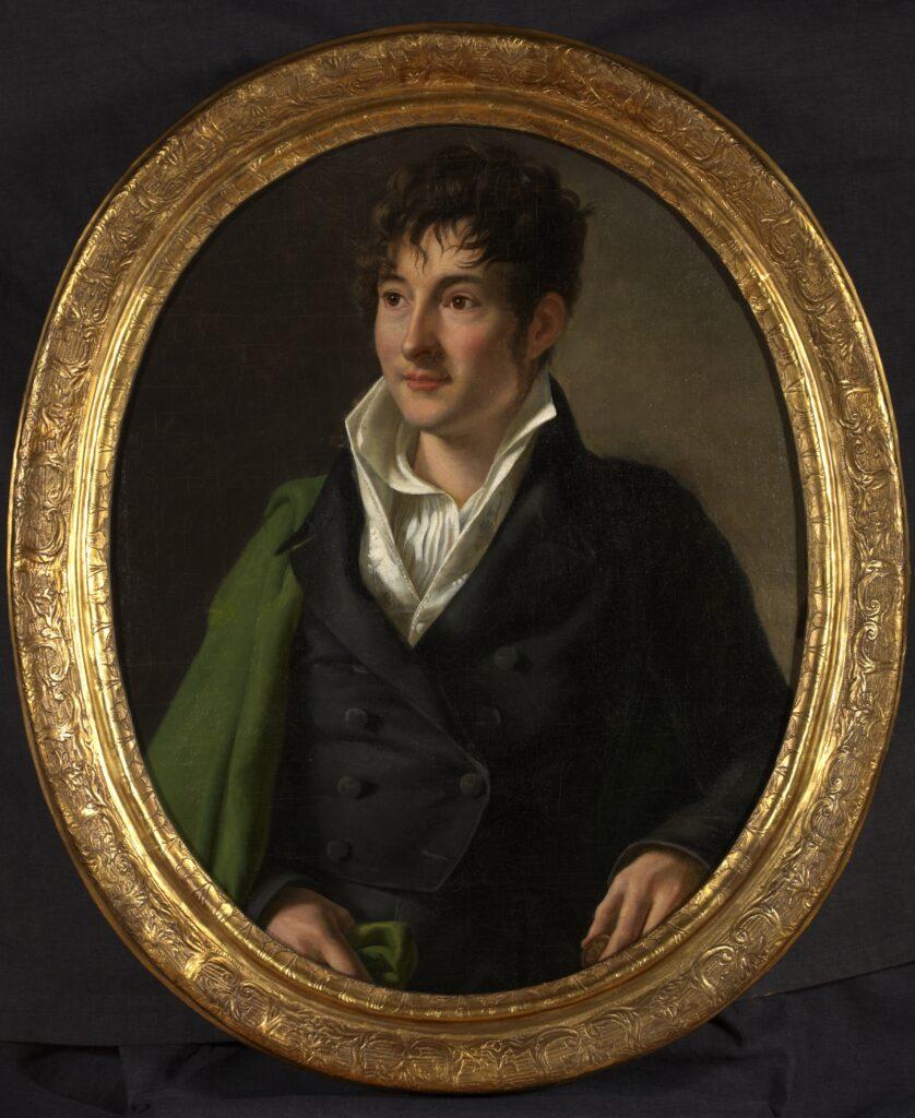 Anonyme, Jacques-Joseph Champollion-Figeac, vers 1800