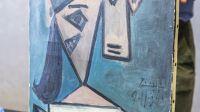 Pablo Picasso, Tête de femme, 1939