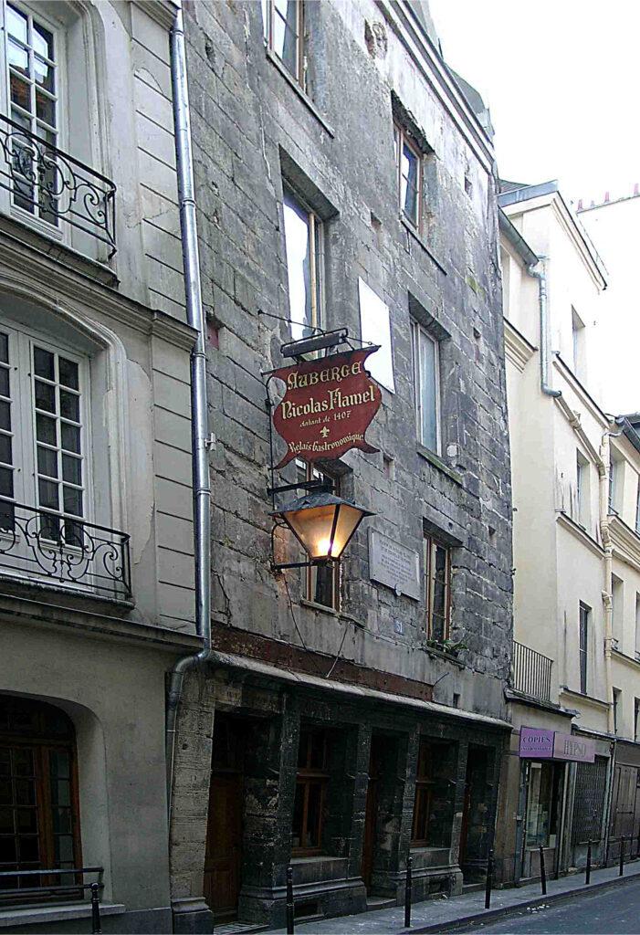Maison Flamel rue de Montmorency