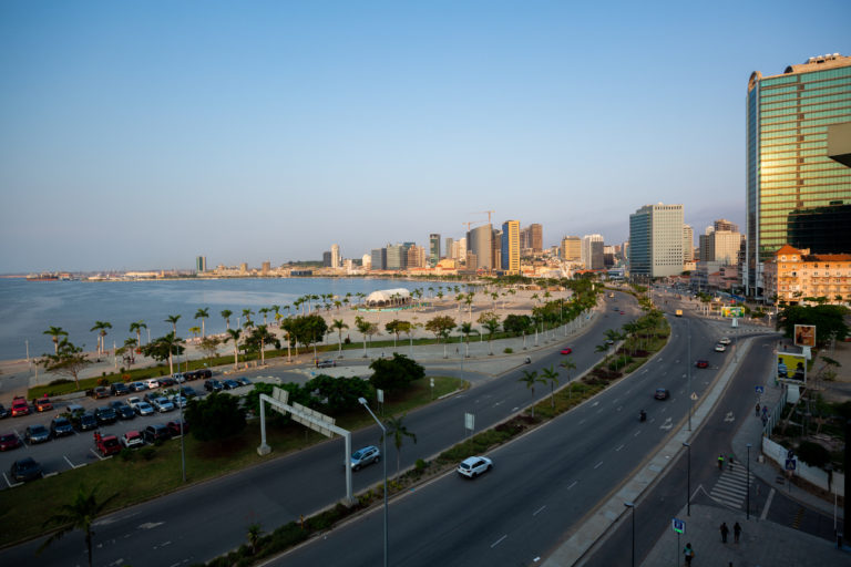 Projection immersive : Portraits de villes africaines