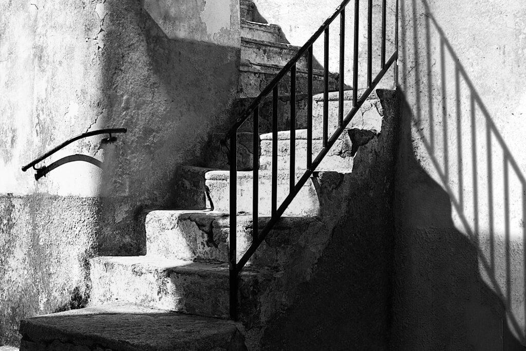 Abbas Kiarostami, Série Steps