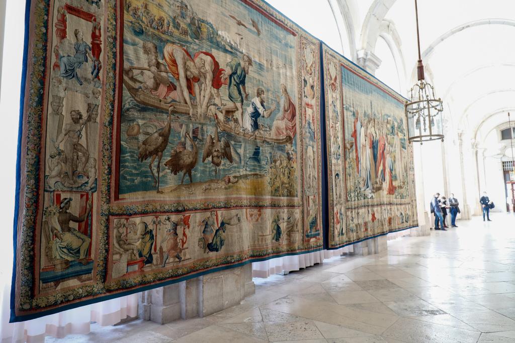 Exposition Raphaël au Palais Royal de Madrid