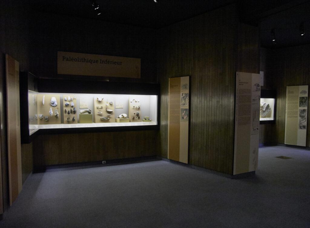 Vue des collections permanentes