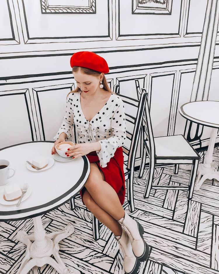 Café Bw