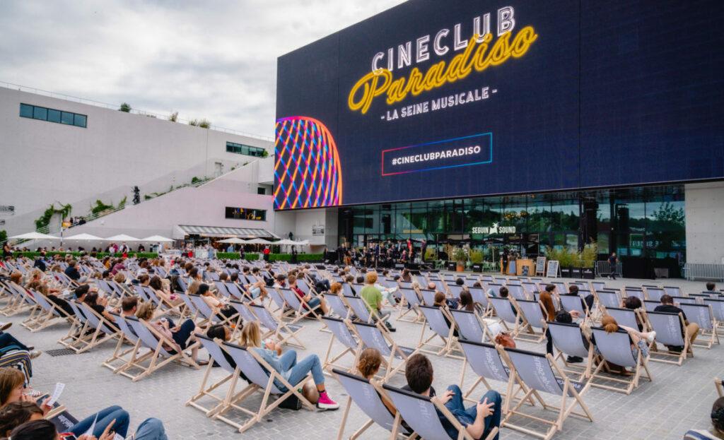 Cinéclub Paradiso