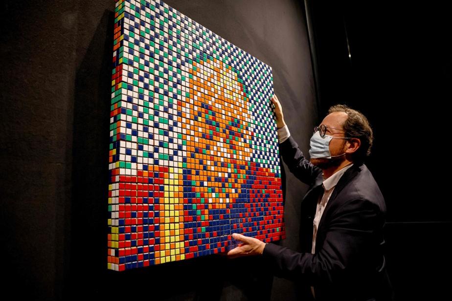 Rubik Dalaï-Lama, Invader