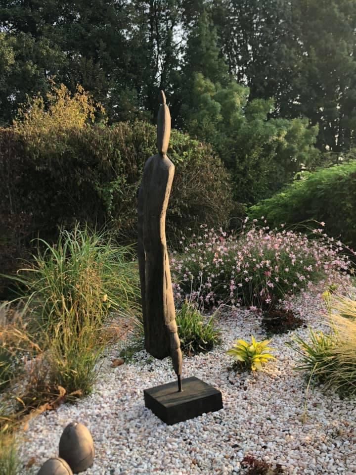 Jon Helip, Sculpture Prophète salé