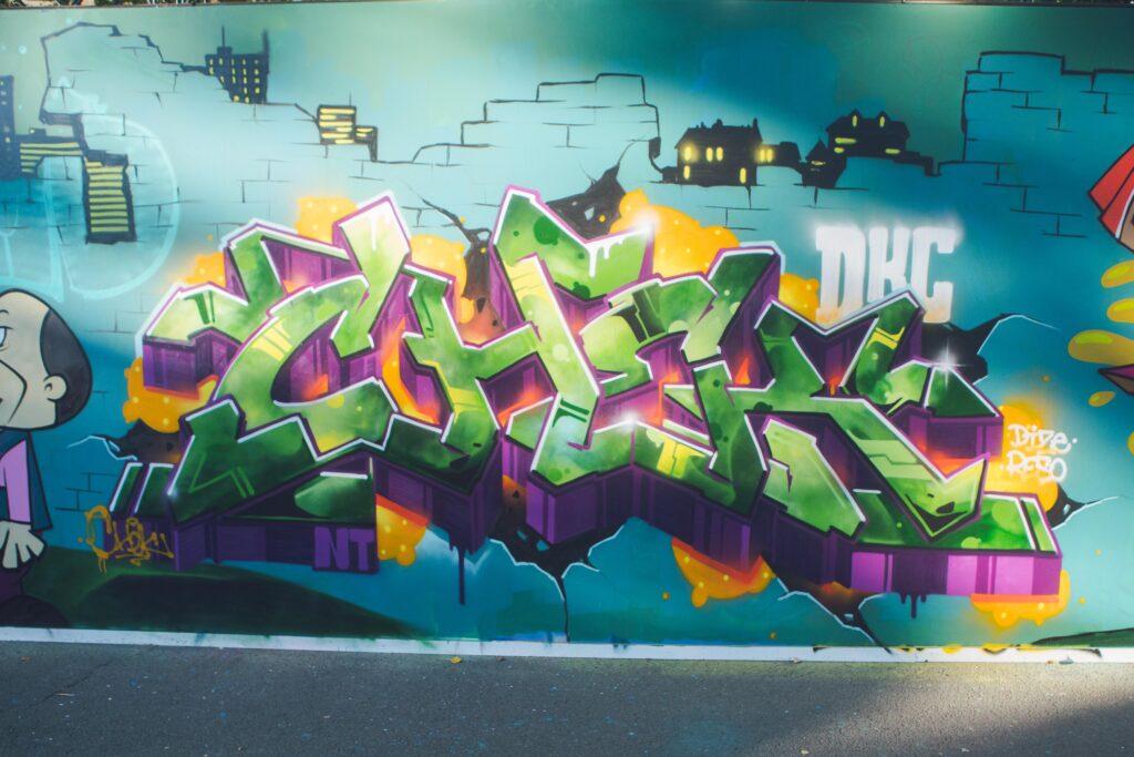Graffeur C.H.E.C.K