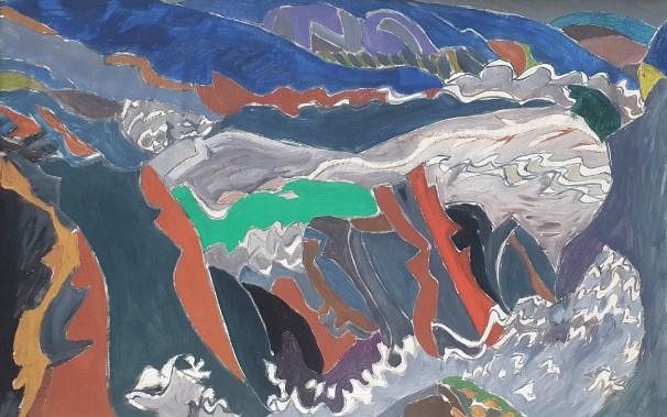 Henri Landier, Les grandes marées, 1994
