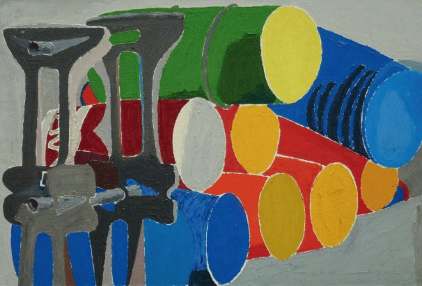 Henry Landier, Les tonneaux multicolores