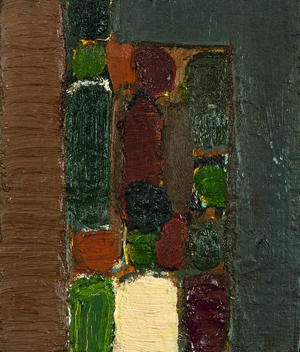 Jean-Michel Coulon, huile sur toile, 1970+ (2)