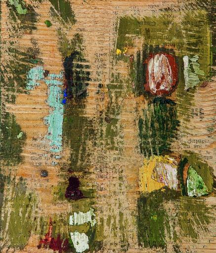 Jean-Michel Coulon, huile sur toile, 1970+ (3)