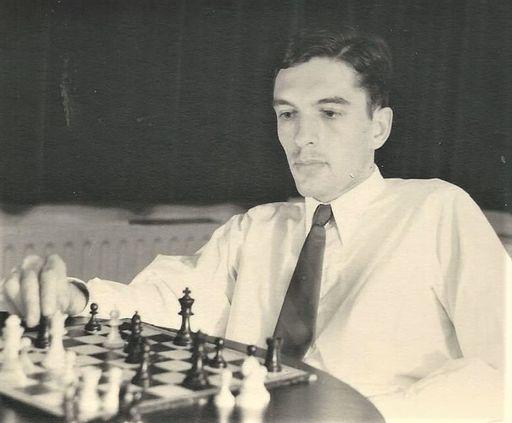 Jean-Michel Coulon dans les années 40