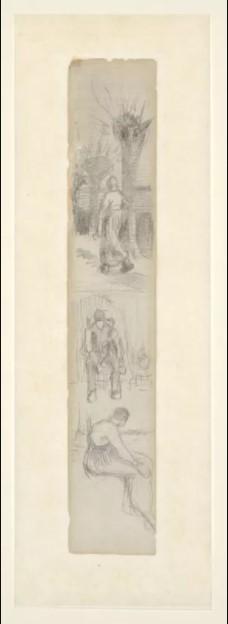 Marque-page, Van Gogh