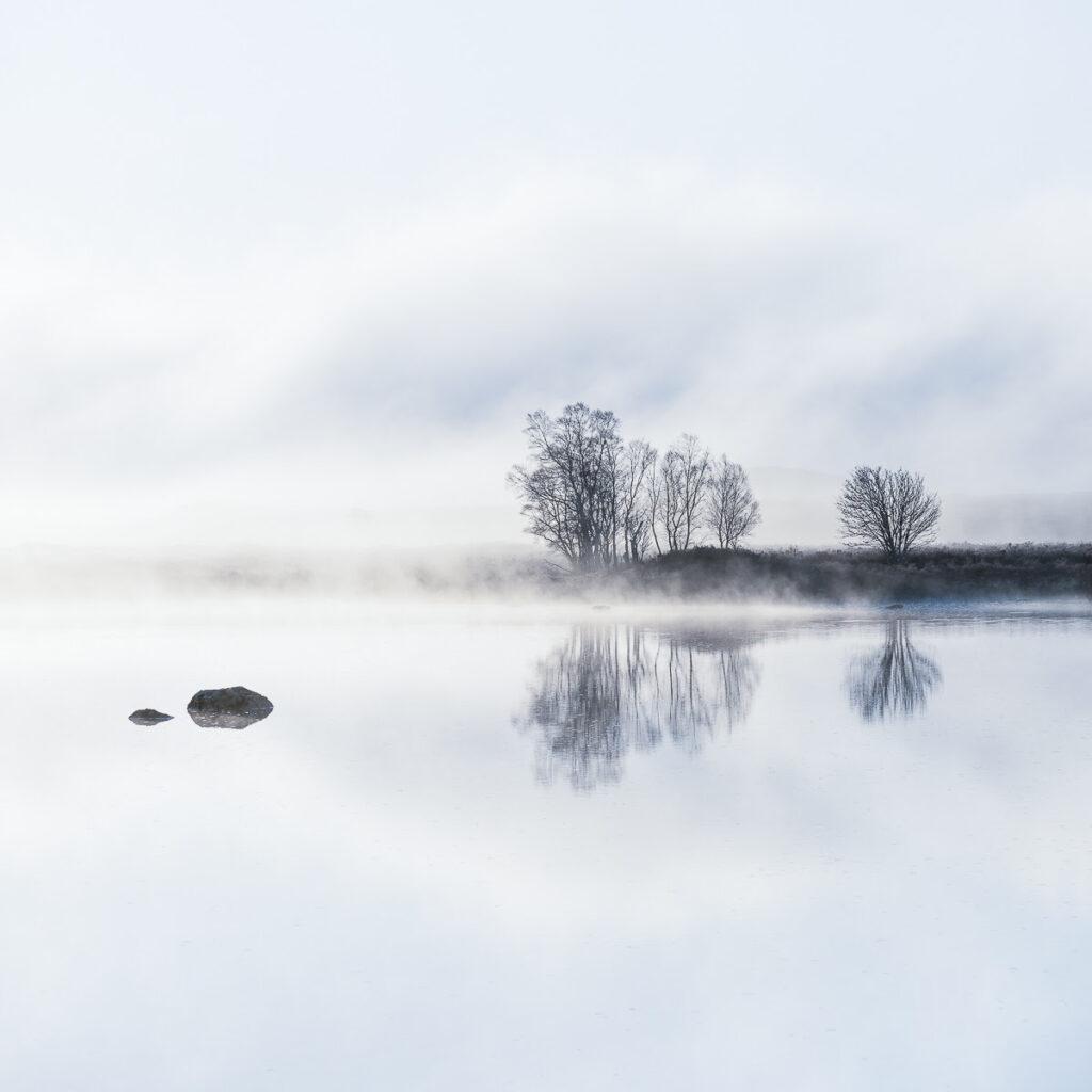 Jean-Michel Lenoir, Lever de brume dans une tourbière d'Ecosse