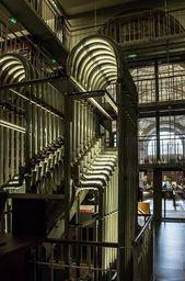Bibliothèque de l'Institut National de l'Histoire de l'Art