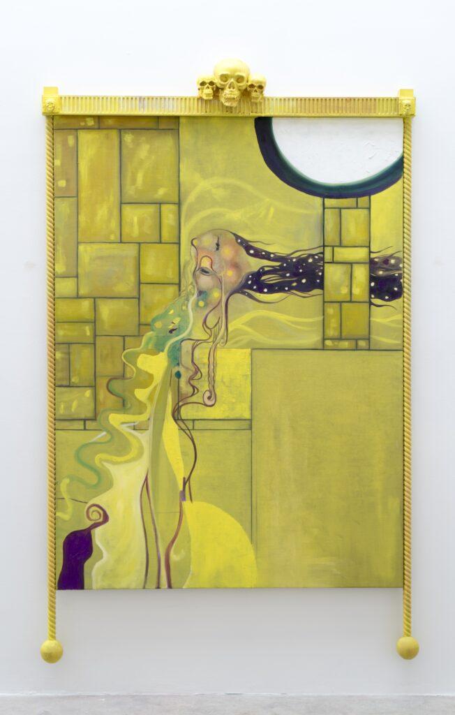 Renaud Jerez, Yellow Ghost, 2020