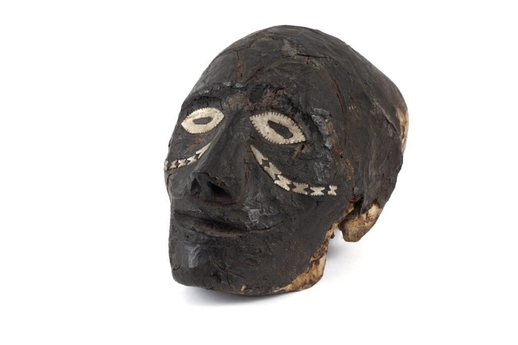 Crâne surmodelé, Iles Salomon