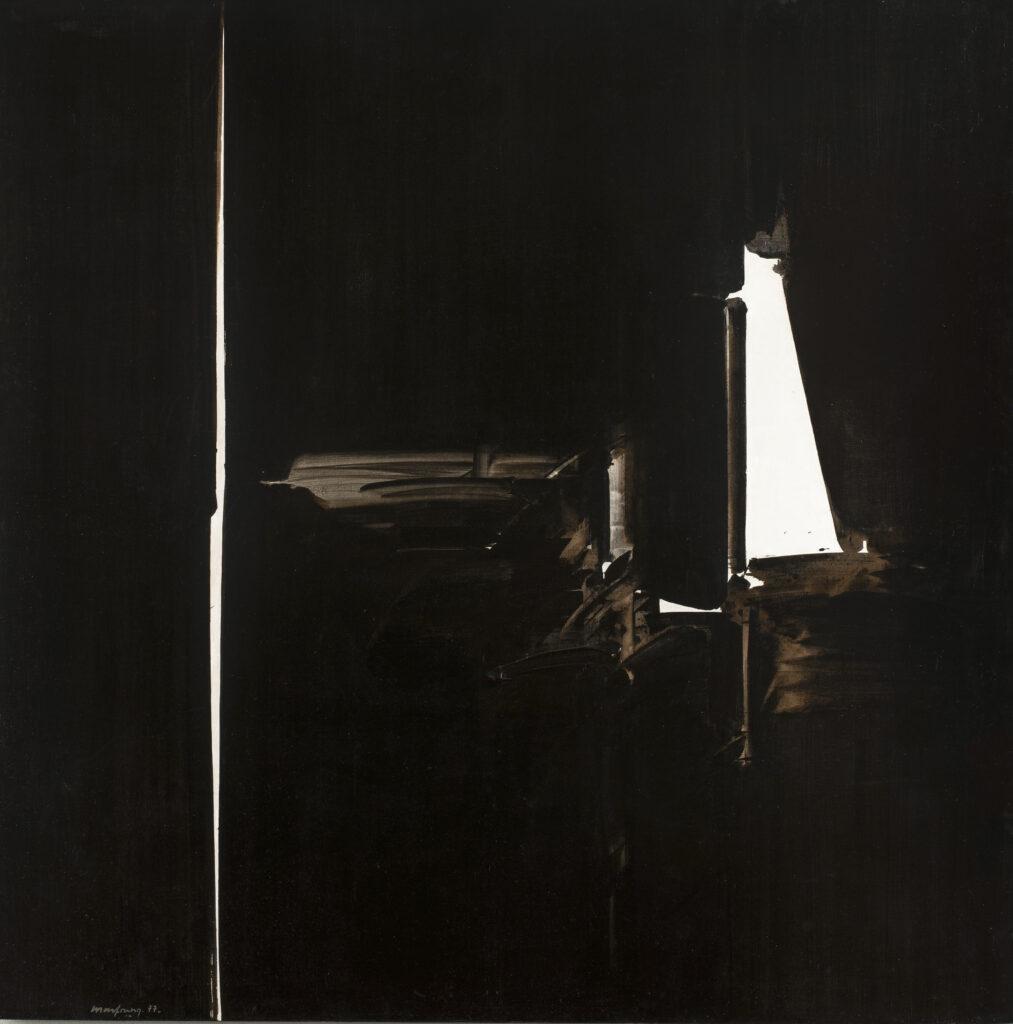 André Marfaing, Sans titre, 1977