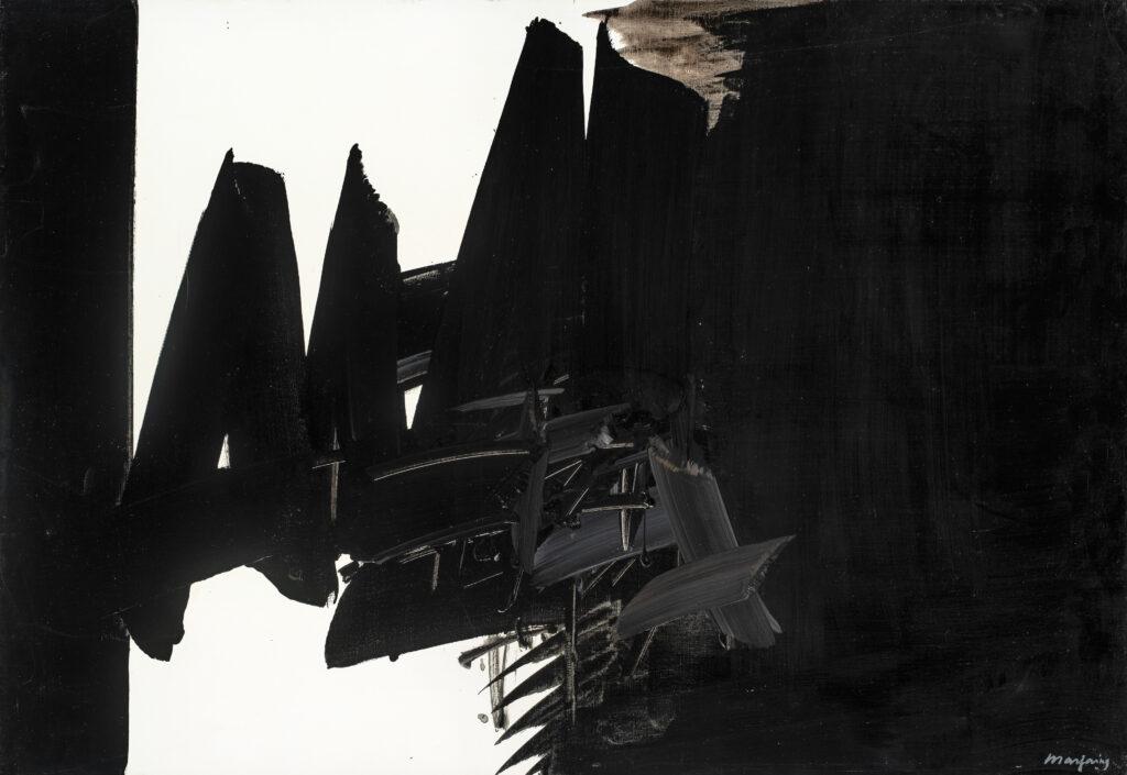 André Marfaing, Sans titre, 1972