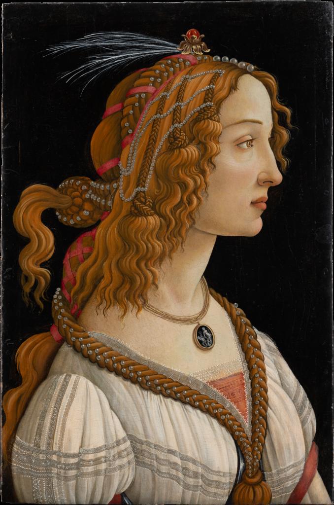 Sandro Botticelli, Judith quittant la tente d'Holopherne, 1467-1500