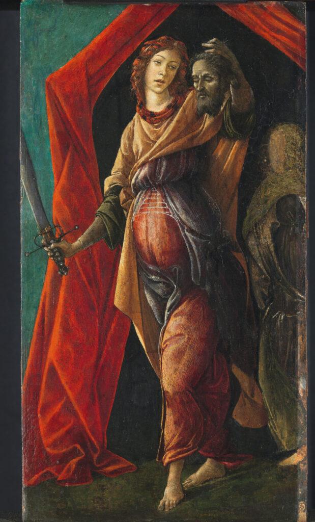 Sandro Botticelli, La bella Simonetta, 1475