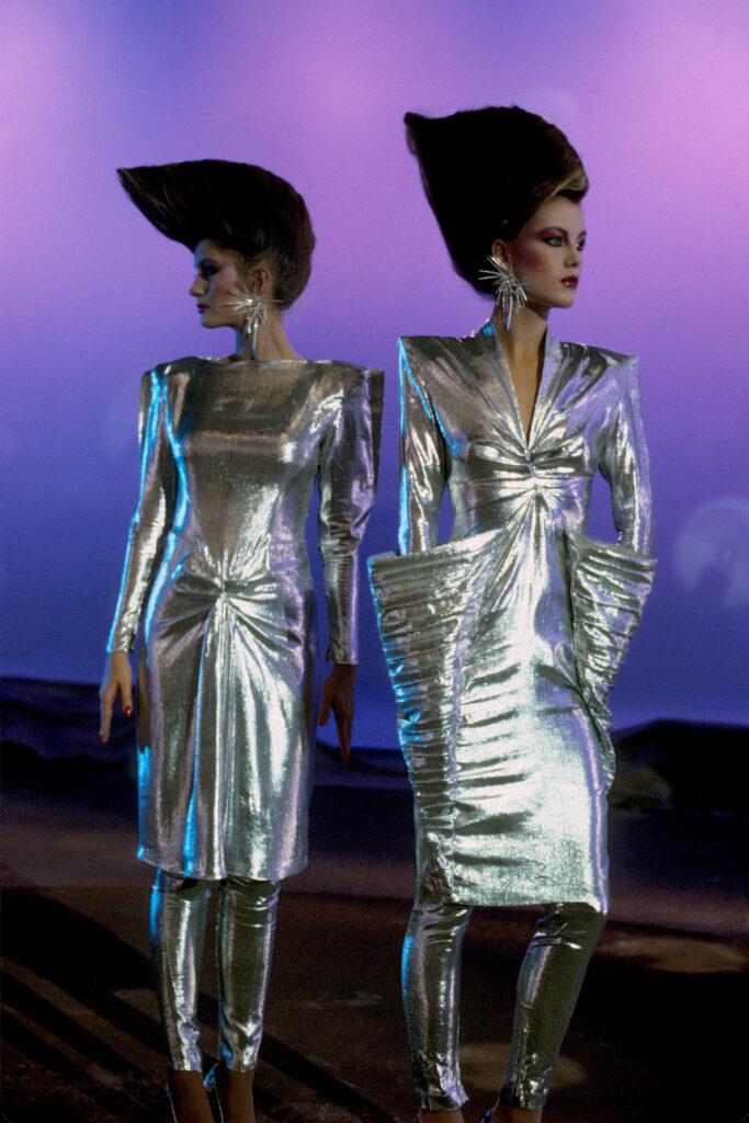 Stern Mai 1979, Collection Spirale futuriste, prêt-à-porter automne-hiver 1979-1980