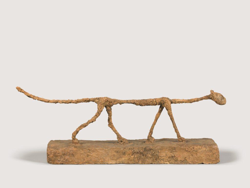 Alberto Giacometti Le Chat 1951