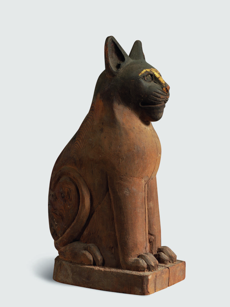 Cerceuil de chat de la Basse Epoque