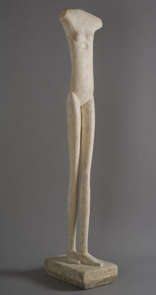Alberto Giacometti, Femme qui marche,1932