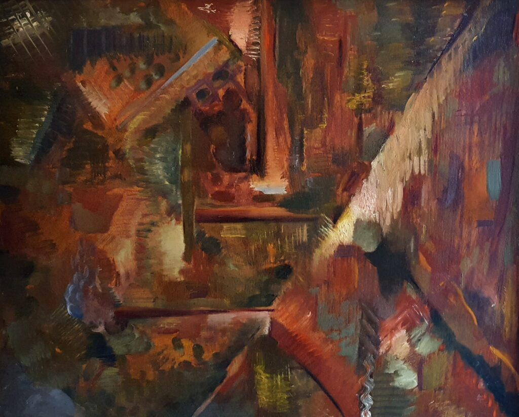 Henri-Jean Closon, La maison de Rachel